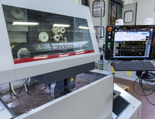 Stamplast buys two new EDM machines