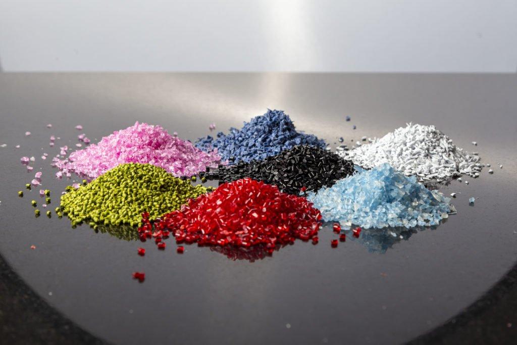 Stampaggio materia plastica