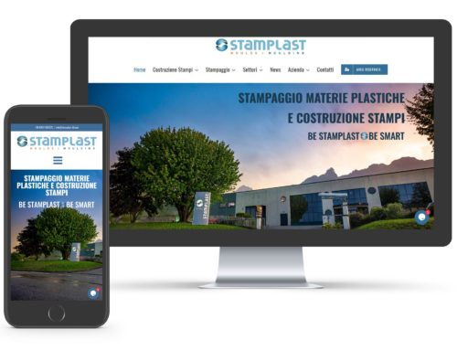 Stamplast promotes a new website