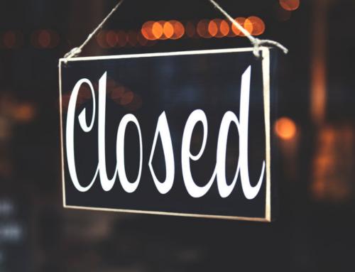 Closing days